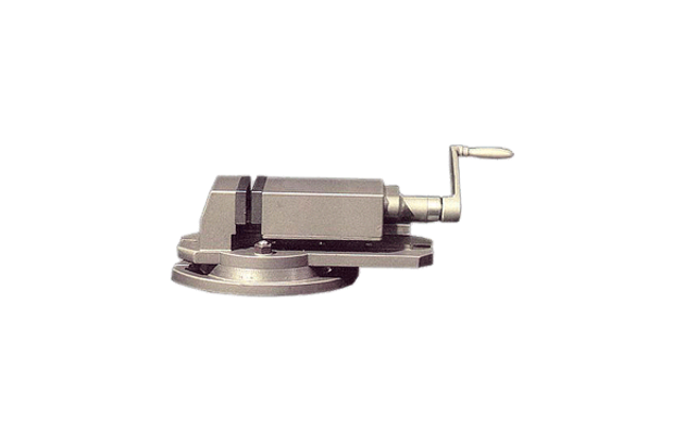 Milling Machine Vises With/Fixed Bases/Swivel Bases Image 1