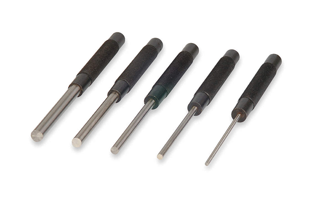 Long Drive Pin Punches