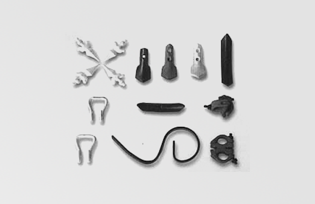 Forged Components :