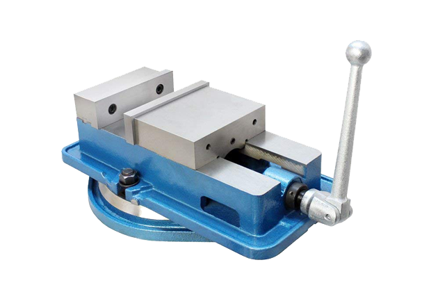 Milling Vice – Tilting and Swivelling Image 2